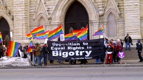 Homosexual Activists Go After Illinois Religious Organizations