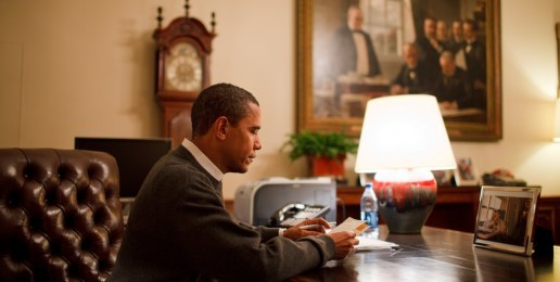 One Pastor's Plea to President Obama — A Courageous Lead