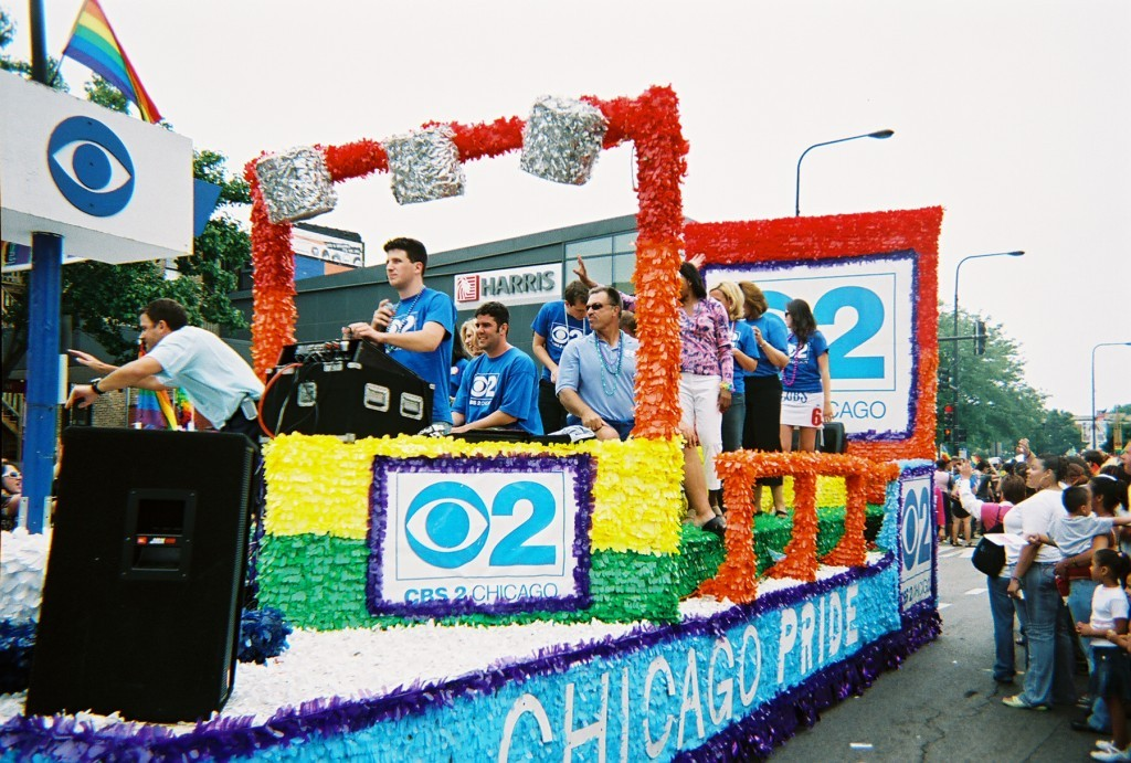 """Media Ignores Obscenities at Chicago's """"Gay"""" Pride Parade"""