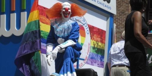 2010 Chicago Gay Pride Participants