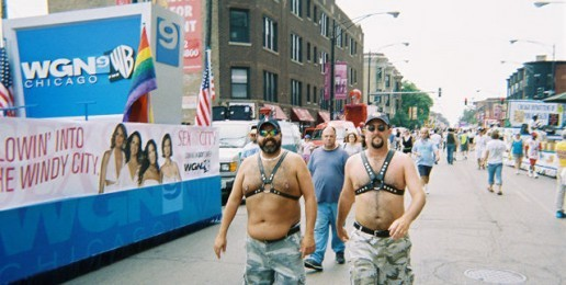 2009 Chicago Gay Pride Participants
