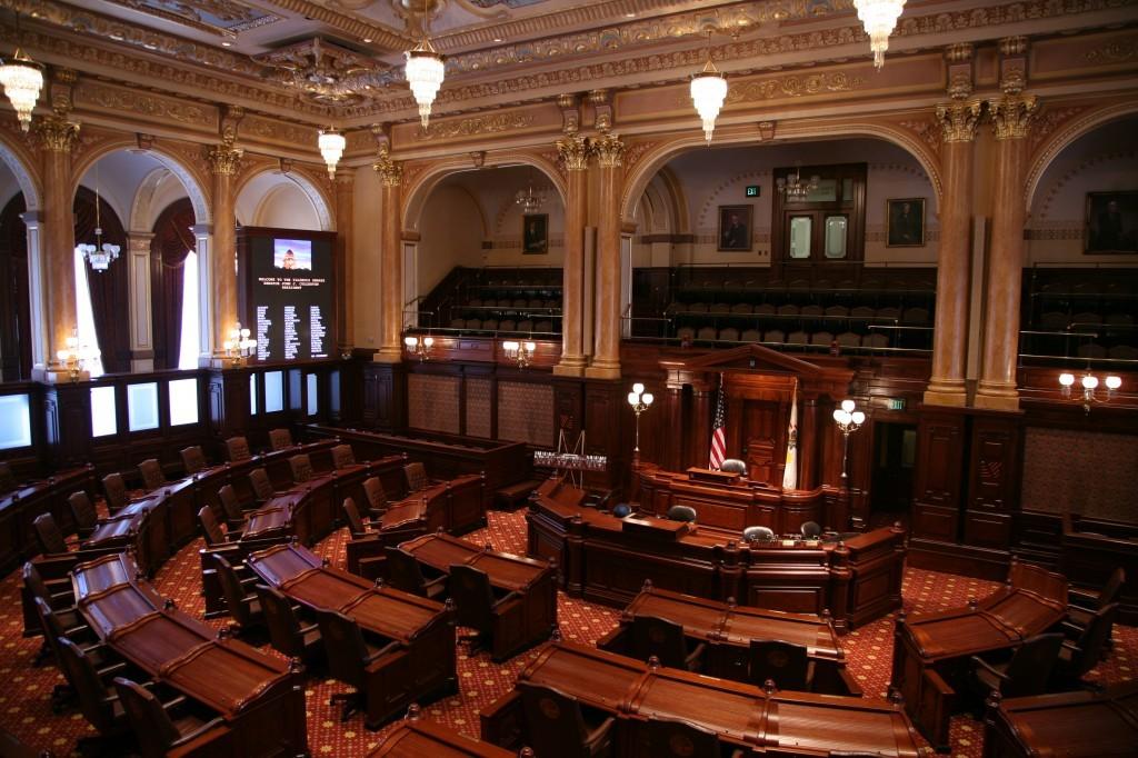 """Civil Unions"" (SB 1716) Passes in the Senate"