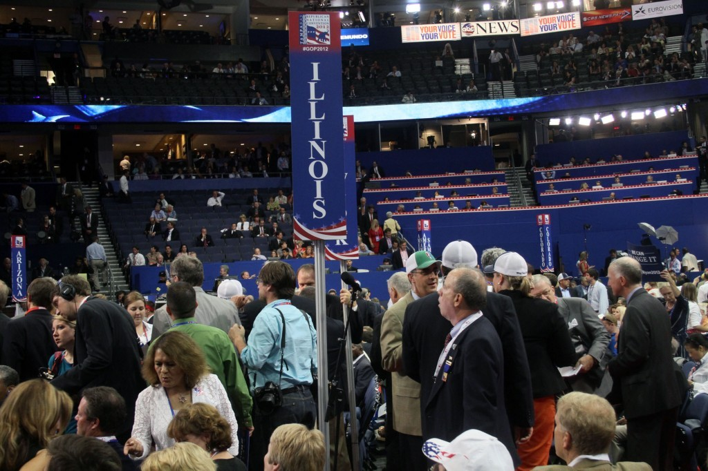 Illinois RNC Delegates Hopeful About General Election