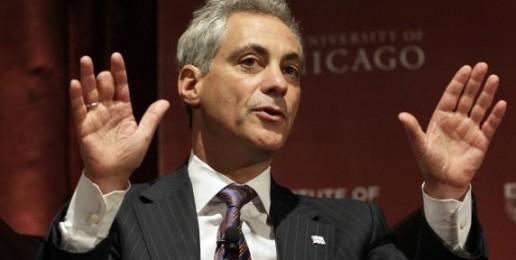 "Higgins Responds to Mayor Rahm Emanuel's ""Priorities"""