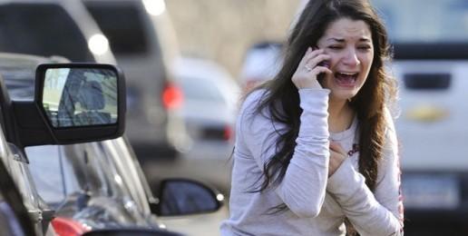 Rachel Weeping for Her Children — The Massacre in Connecticut