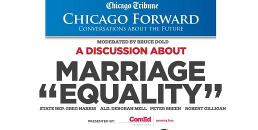 Chicago Tribune Hosts Revealing Marriage Forum