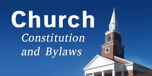 Recommended Bylaw Changes for Churches