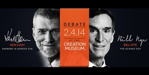 Bill Nye's Reasonable Man — The Central Worldview Clash of the Ham-Nye Debate