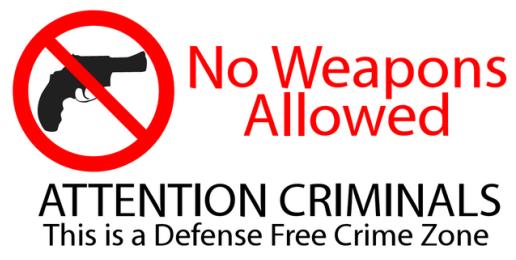 Fort Hood, Gun-Free Zones and 'Progressive' Insanity