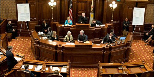 Illinois Senate Passes the ERA