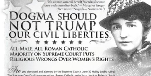 Anti-Catholic Ad in NY Times