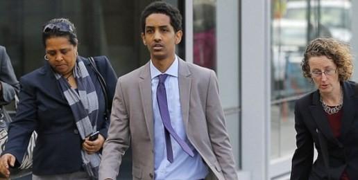 Terrorist Collaborator Says Pot Made Him Do It