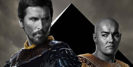 """Moses Without the Supernatural — Ridley Scott's """"Exodus: Gods and Kings"""""""