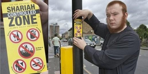 Sharia No No-Go Zones? Really?