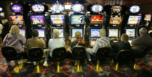 Gambling Expansion: Not the Solution
