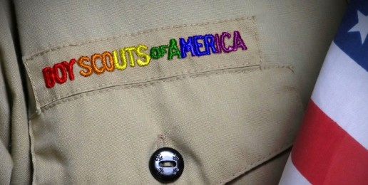 Boys Scouts of American Urge Change in Policy to Allow Openly Gay Adult Leaders