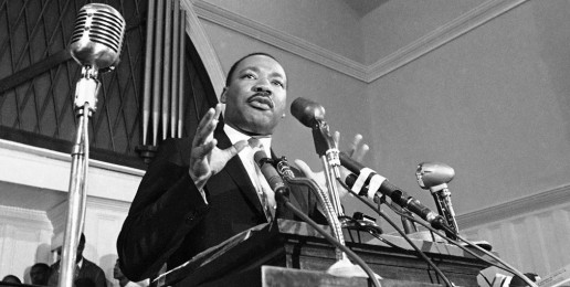 Why MLK Would Have Opposed 'Gay Marriage'