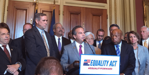 Pro-Family Activist Warns About 'Equality Act'