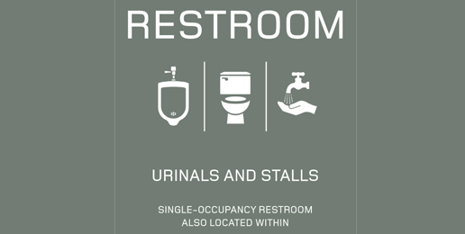No-Stress Restrooms at New York College