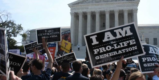 Most Americans Don't Support Extreme Position of Pro-Choice Politicians