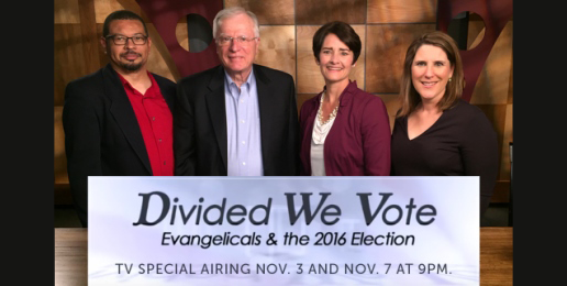Divided We Vote: Evangelicals and the 2016 Election