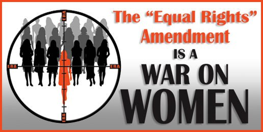 10 Reasons to Reject the Equal Rights Amendment