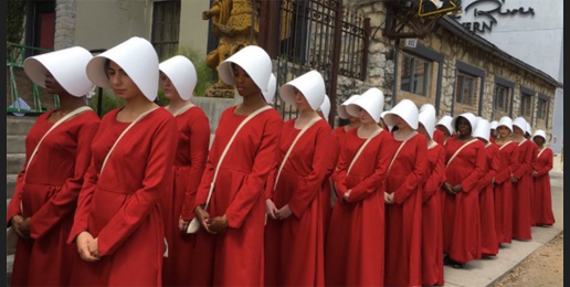 The True Handmaid's Tale: The Story of Ba'albeck