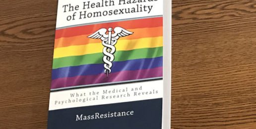 The Health Hazards of Homosexuality: An Important New Book from MassResistance (Part 1)
