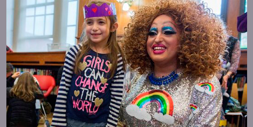 """Drag Queens, """"Queers,"""" and Toddlers, Oh My!"""