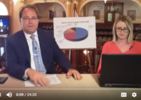 State Senator McConchie Outlines the Simplicity of the Budget Crisis