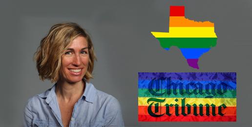 Texas Bill to Protect Religious Freedom vs. Chicago Tribune Columnist