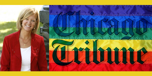 "Chicago Trib Demagogue Who ""Identifies"" as Reporter, Goes After State Rep. Ives"