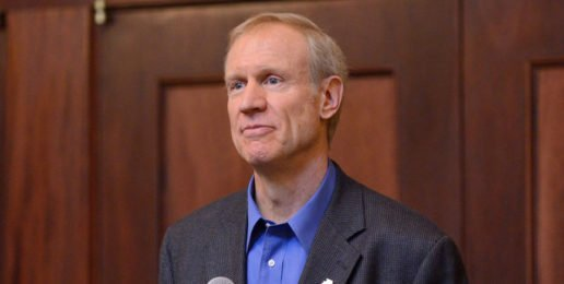Pro-Lifers Urge Gov. Rauner to Keep His Word and Veto HB 40