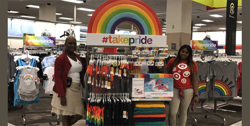 Google and Target Among Corporations Backing LGBT 'Civil Rights' Bill