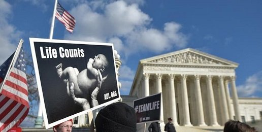 What's at Stake in the U.S. Supreme Court's Decision on Forced Abortion Speech