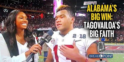 Alabama's Big Win