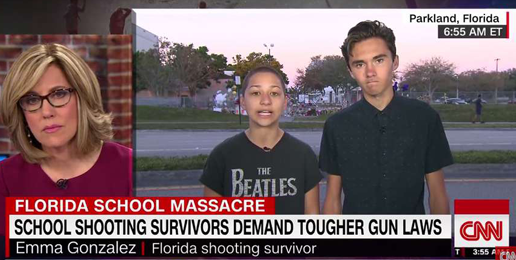 Another School Shooting, Another One-Sided Debate About Reality