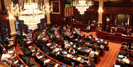 Illinois House Ratifies the ERA