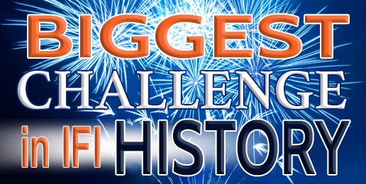 Biggest Match Challenge in IFI History