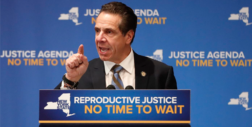 29 States and D.C. Permit Abortions of Healthy, Full-Term Babies