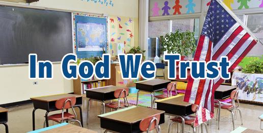 "The Revival of ""In God We Trust"" in Schools"