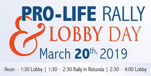 Pro-Life Rally & Lobby Day