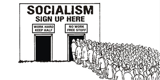 To Know Socialism is to Hate It