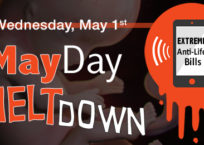 May Day Meltdown!