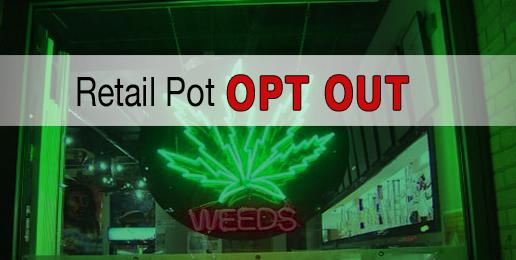 Community Opt-Out for Marijuana Dispensaries