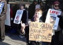 "Abortion Defense: A Satanic ""Act of Worship"""