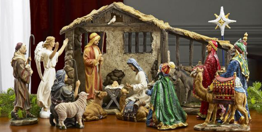 Self-Giving in the Nativity