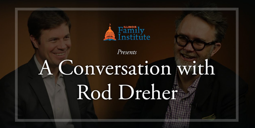 A Conversation with Rod Dreher [Full Interview]