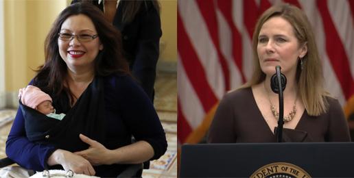 U.S. Senator Duckworth's Foolish Attack on Amy Coney Barrett