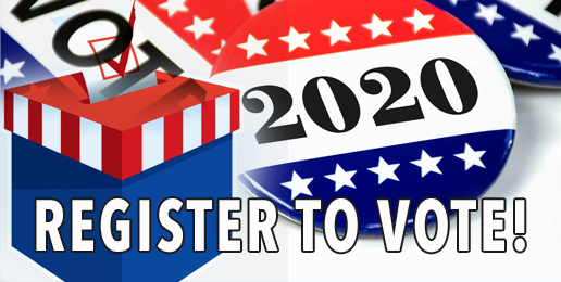 Hold a Voter Registration Drive at Your Church!